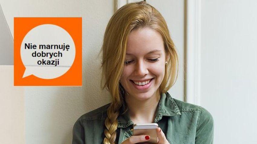 Promocja Orange: Szalone okazje cenowe