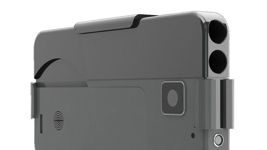 Ideal Conceal Pistol - broń skrywająca się pod postacią smartfona