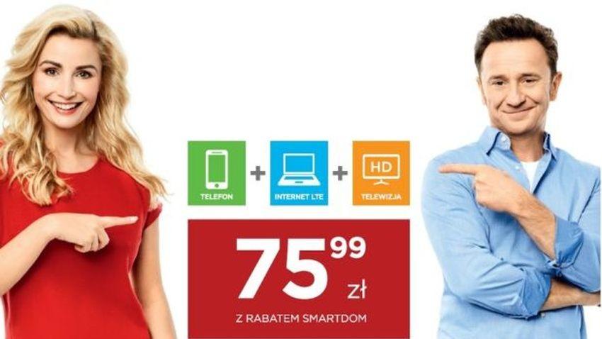 Plus: Gwarancja najniższej ceny w programie smartDOM