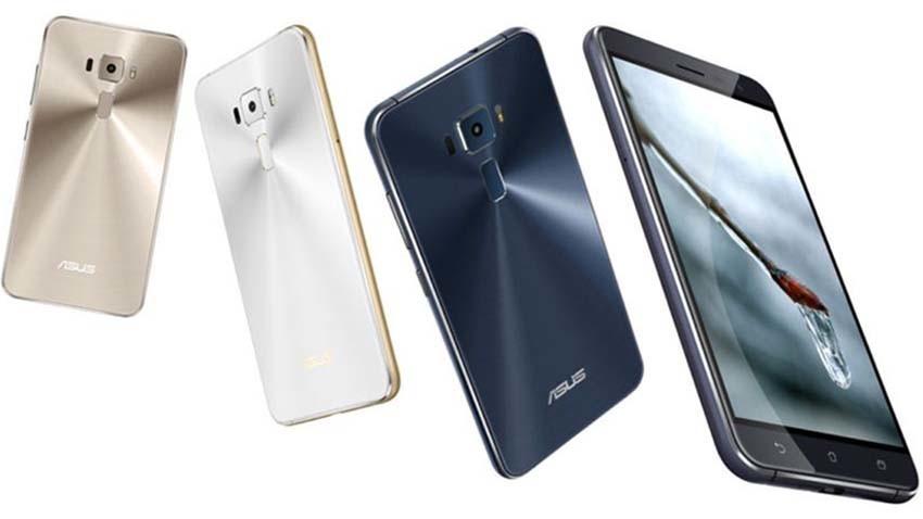 Asus prezentuje smartfony z linii ZenFone 3