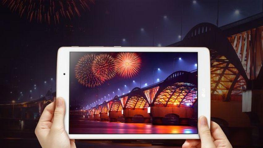 LG wprowadza do oferty nowy tablet G Pad III 8.0