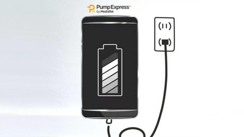 MediaTek przyspieszy ładowanie telefonów dzięki Pump Express 3.0