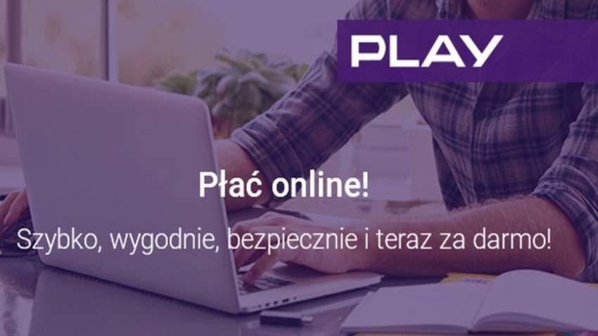 Darmowe płatności internetowe w Play