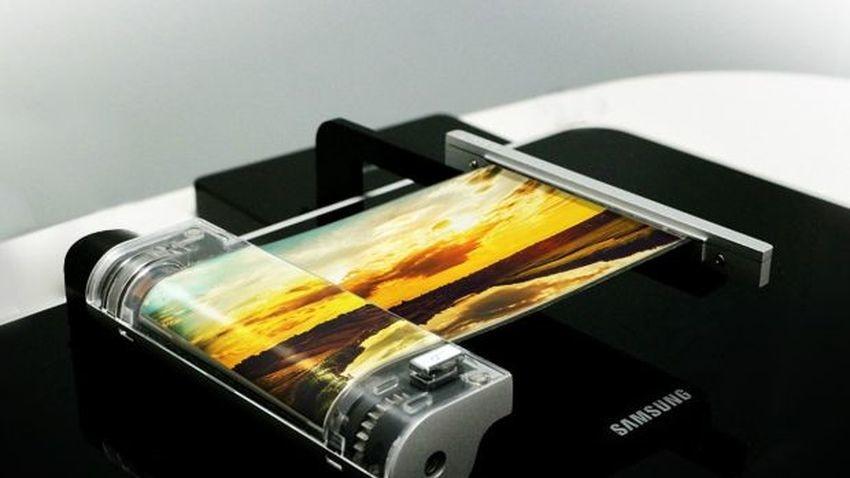 Samsung: Składane smartfony coraz bliżej