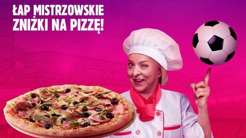 Promocja Virgin Mobile: Pizza za połowę ceny