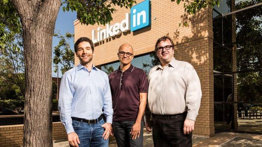Photo of LinkedIn trafia pod skrzydła Microsoftu