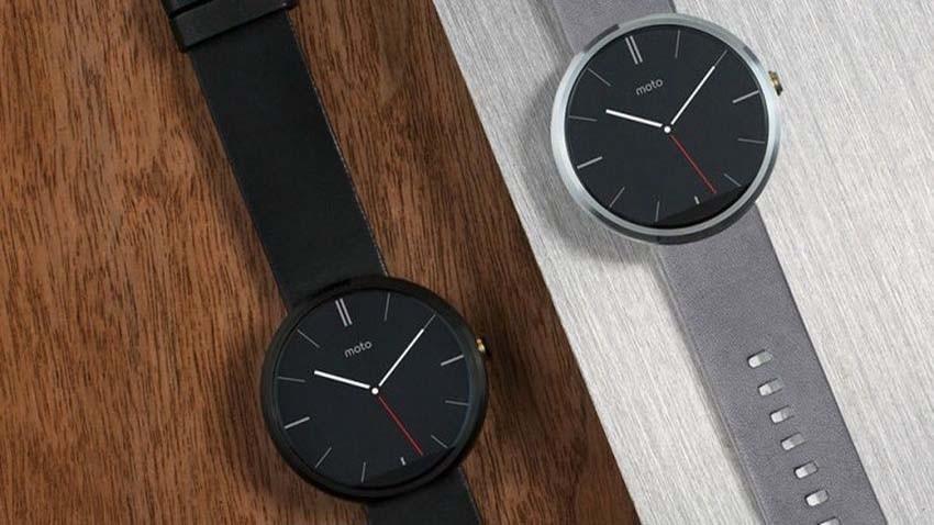 Android Wear 2.0 nie dla LG G Watch i Moto 360