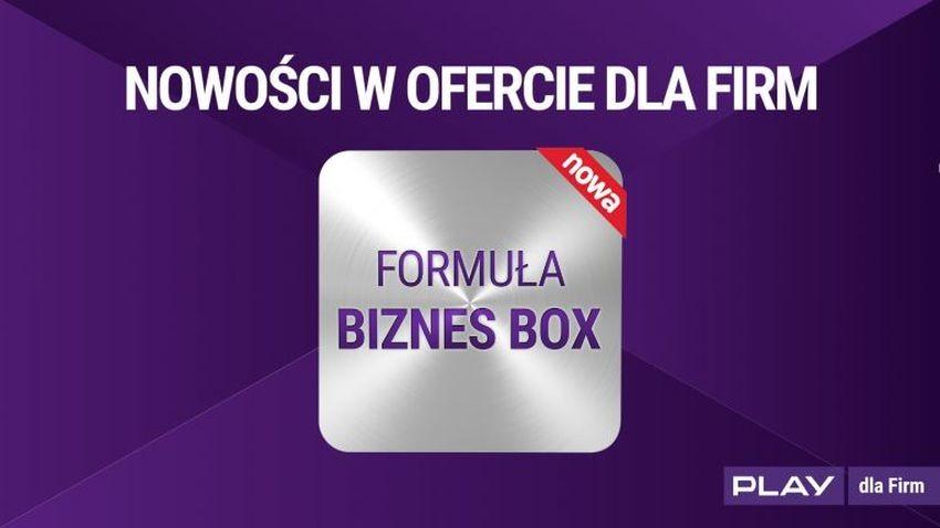 Play: Formuła Biznes Box dla firm