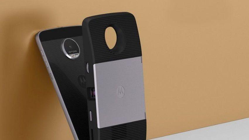 Moduły Moto Mods dla smartfonów Moto Z wycenione