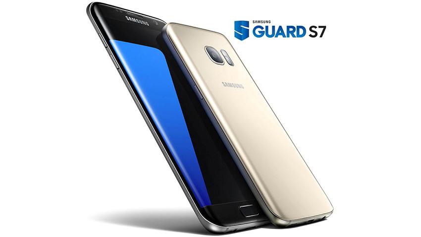 Samsung przedłuża promocję na usługi Guard S7