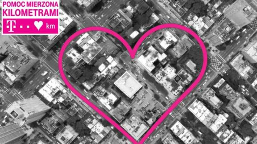 T-Mobile zaprasza do kolejnej edycji akcji Pomoc Mierzona Kilometrami