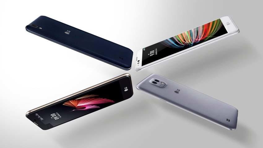 LG zapowiada smartfony X power