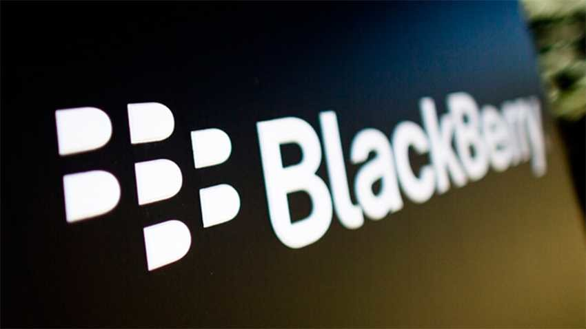 BlackBerry notuje kolejne straty