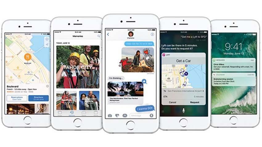 Udostępnianie danych w iOS 10 będzie opcjonalne