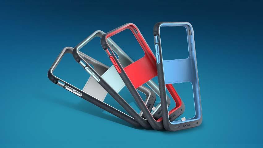 Photo of Co zrobić, gdy w iPhone'ie zabraknie pamięci? Dokupić specjalne etui SanDisk