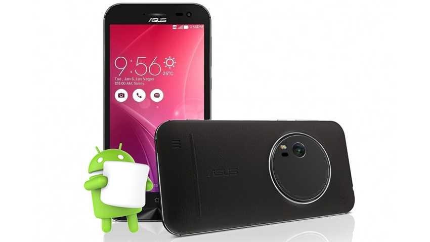 Asus ZenFone Zoom i ZenFone Selfie otrzymują Androida 6.0 Marshmallow