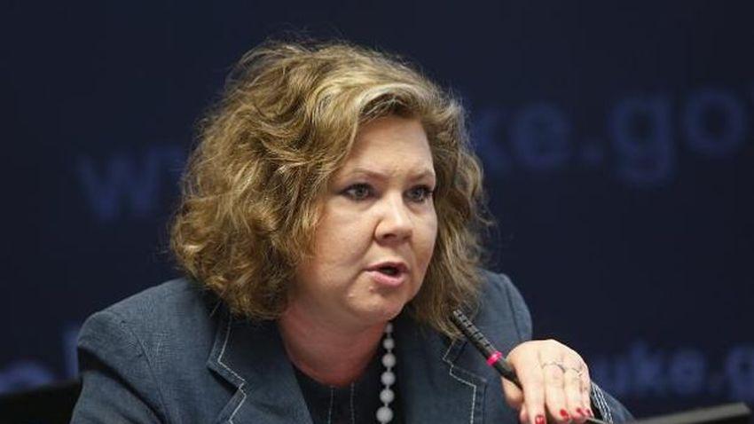 Photo of Magdalena Gaj rezygnuje z funkcji prezesa UKE