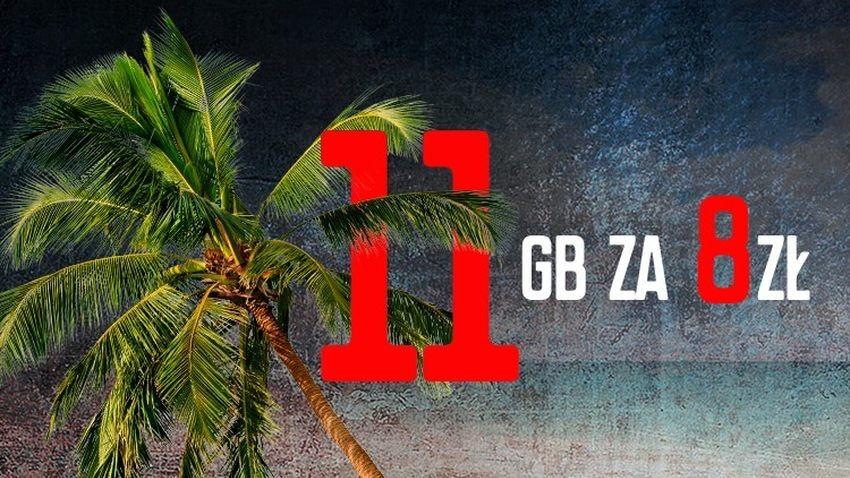 Promocja Mobile Vikings: 11 GB za 8 zł