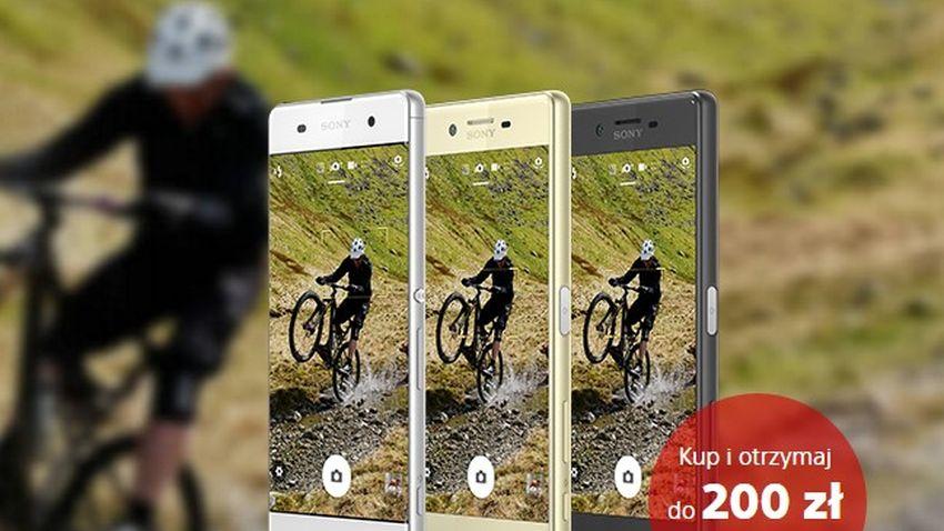Photo of Sony zwraca część gotówki za zakup smartfona z rodziny Xperia X