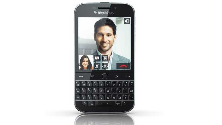 BlackBerry zaprzestaje produkcji modelu Classic
