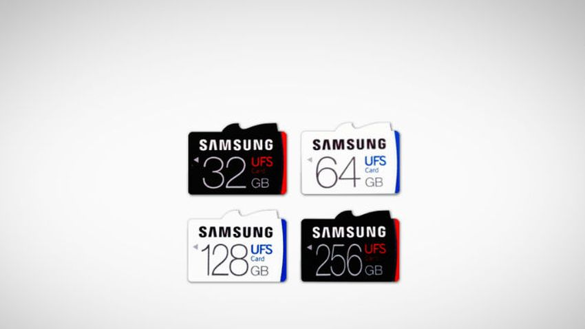 Photo of Samsung ujawnia ultraszybkie karty pamięci UFS