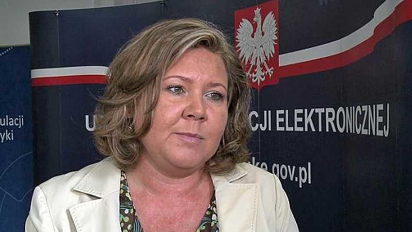 Sejm przegłosował odwołanie Magdaleny Gaj z funkcji prezesa UKE