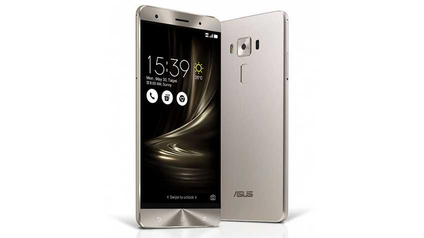 Asus ZenFone 3 Deluxe z nowym procesorem Qualcomma