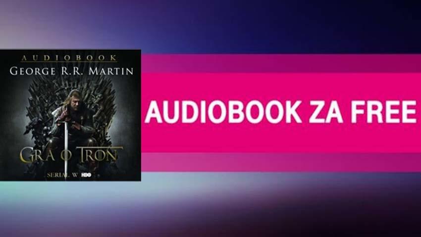 Audiobooki dla klientów T-Mobile i Heyah