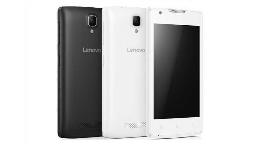 Lenovo Vibe A - niskobudżetowy smartfon z przestarzałą specyfikacją
