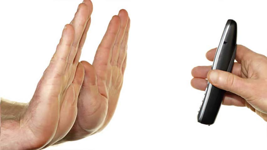 Photo of Dziś Światowy Dzień Bez Telefonu Komórkowego