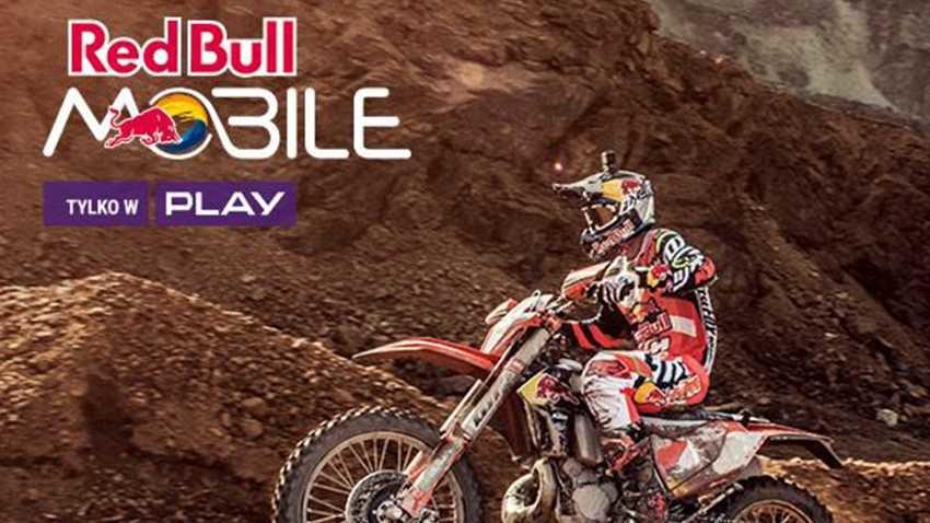 (Aktualizacja) Do 36 GB za doładowanie w Red Bull Mobile