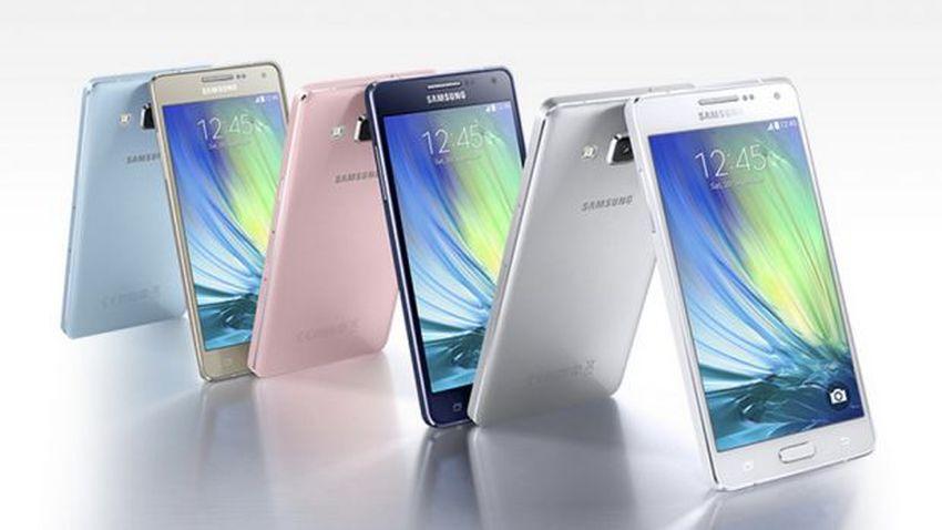 Samsung Galaxy A5 (2015) z Androidem Marshmallow