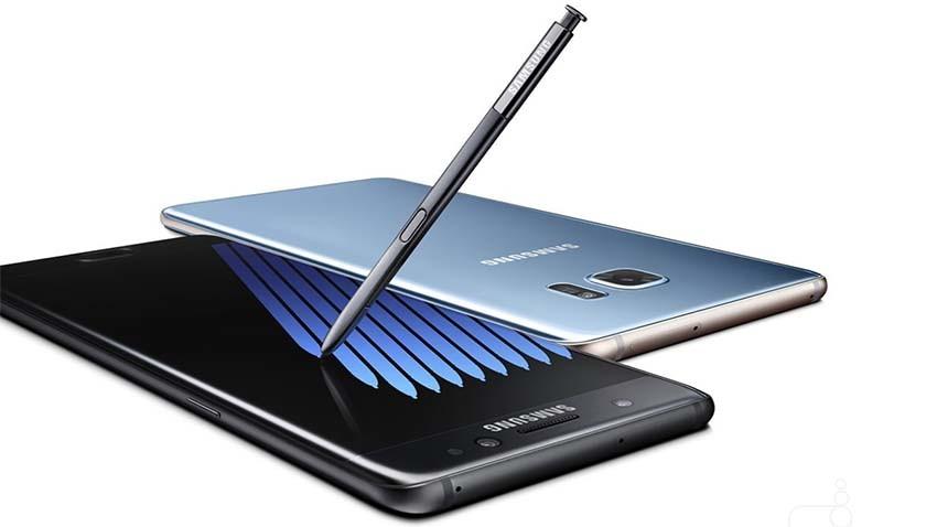 Samsung Galaxy Note 7 oficjalnie - zakrzywiony ekran