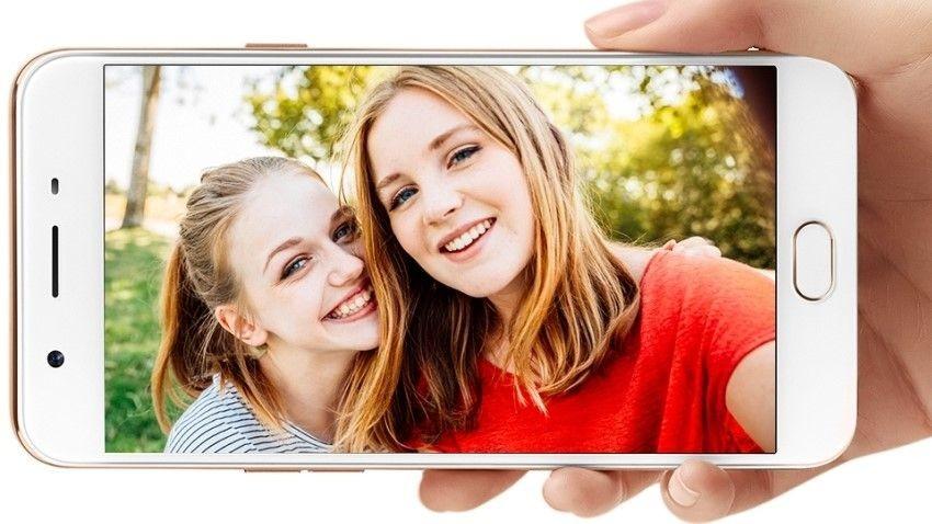 Oppo F1s z 16-megapikselowym aparatem do selfie