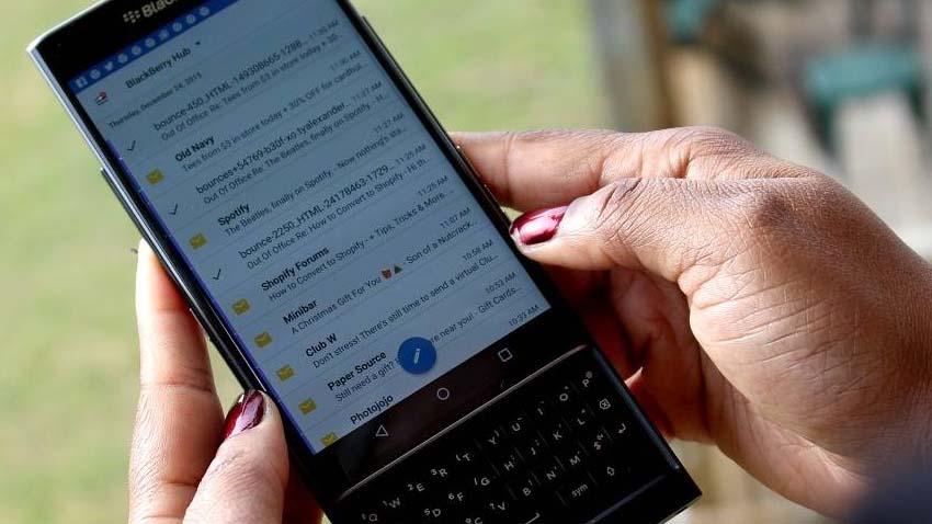 Photo of BlackBerry Hub+ dla urządzeń z Androidem