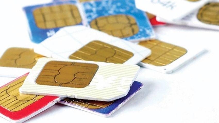 Handel zarejestrowanymi kartami SIM stał się faktem