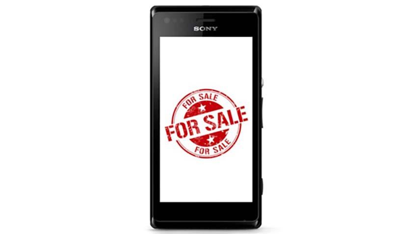 Photo of Sony przekalkulowało opłacalność rynku smartfonów