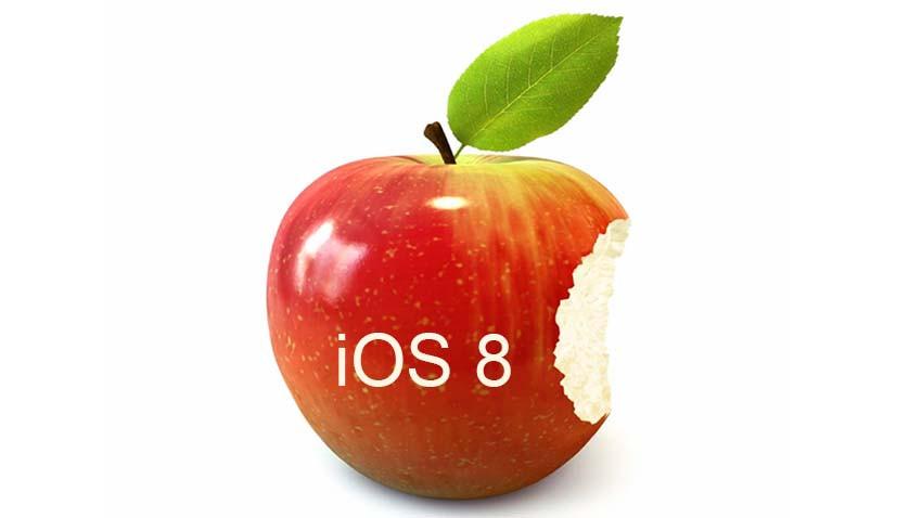 Apple udostępnił system iOS 8
