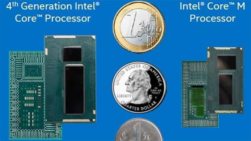 Intel Core M: Wydajność laptopów