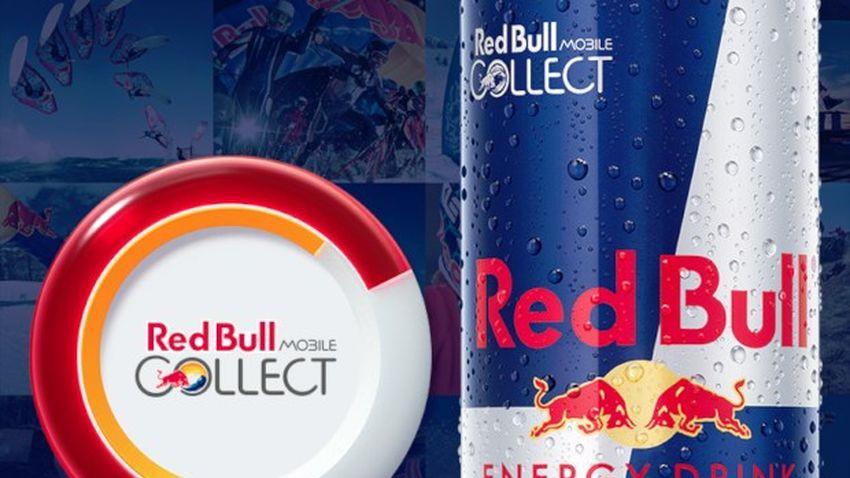 Promocja Red Bull Mobile: Program lojalnościowy Collect