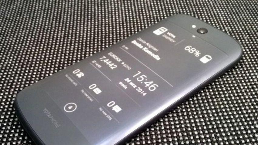 Pierwsze wrażenia: YotaPhone drugiej generacji