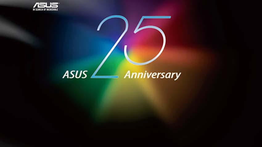 25 lat Asusa: Producent stawia na urządzenia mobilne