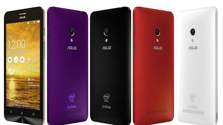 Asus ZenFone w trzech odsłonach