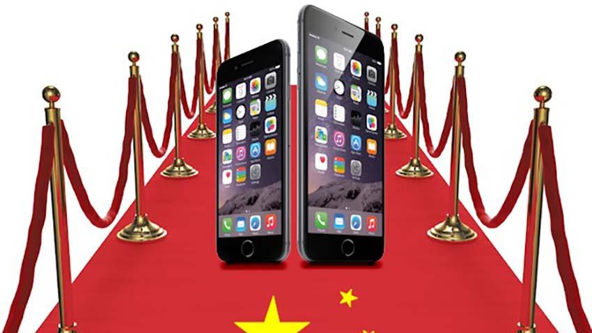 Photo of iPhone 6: Zielone światło w Chinach
