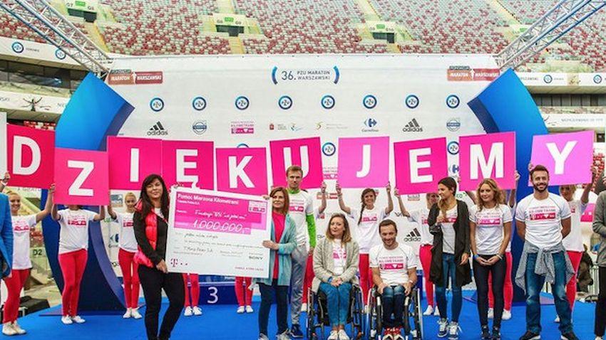 Photo of Pomoc Mierzona Kilometrami – milion złotych dla niepełnosprawnych dzieci