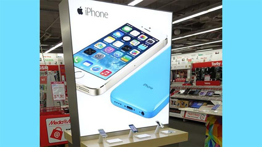 Apple stanie za ladą w Polsce