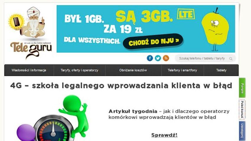 Photo of Teleguru w nowych ciuszkach