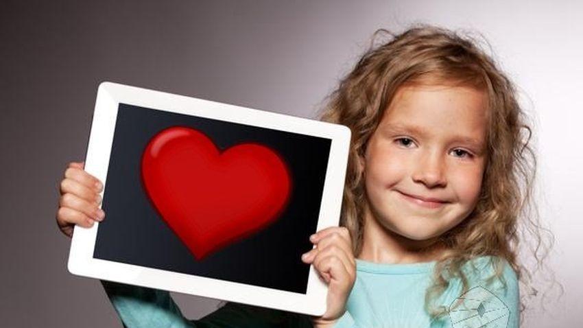 iPad największą miłością dzieci