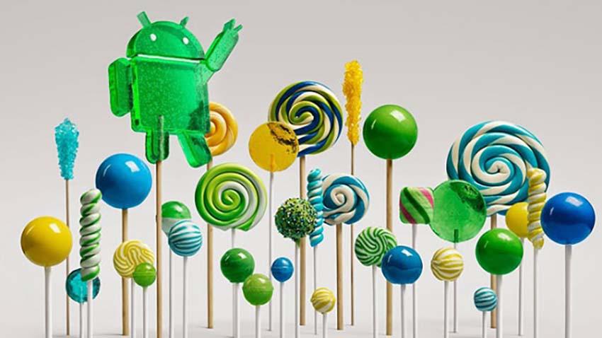 Kolejnym słodyczem od Google jest lizaczek