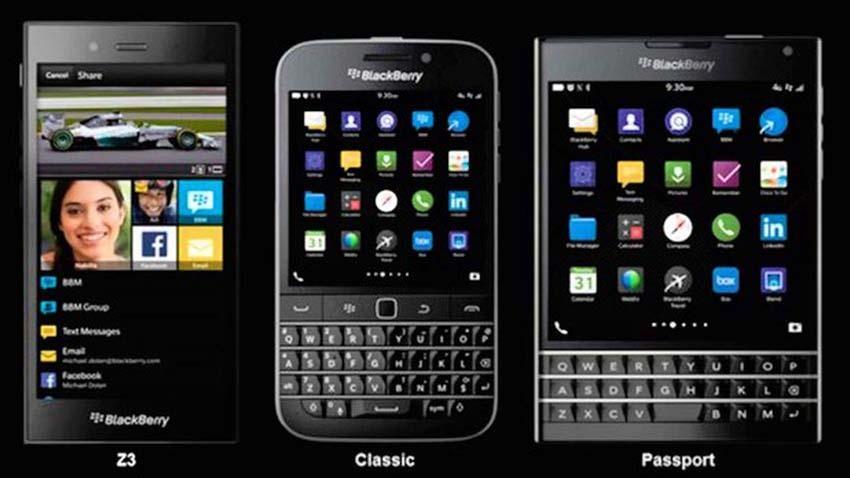 Photo of BlackBerry Passport cieszy się dużym zainteresowaniem